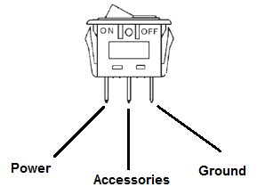 Rocker Switch Wiring Diagram Can A Rocker Switch with Two Positions Be An Spdt Electrical