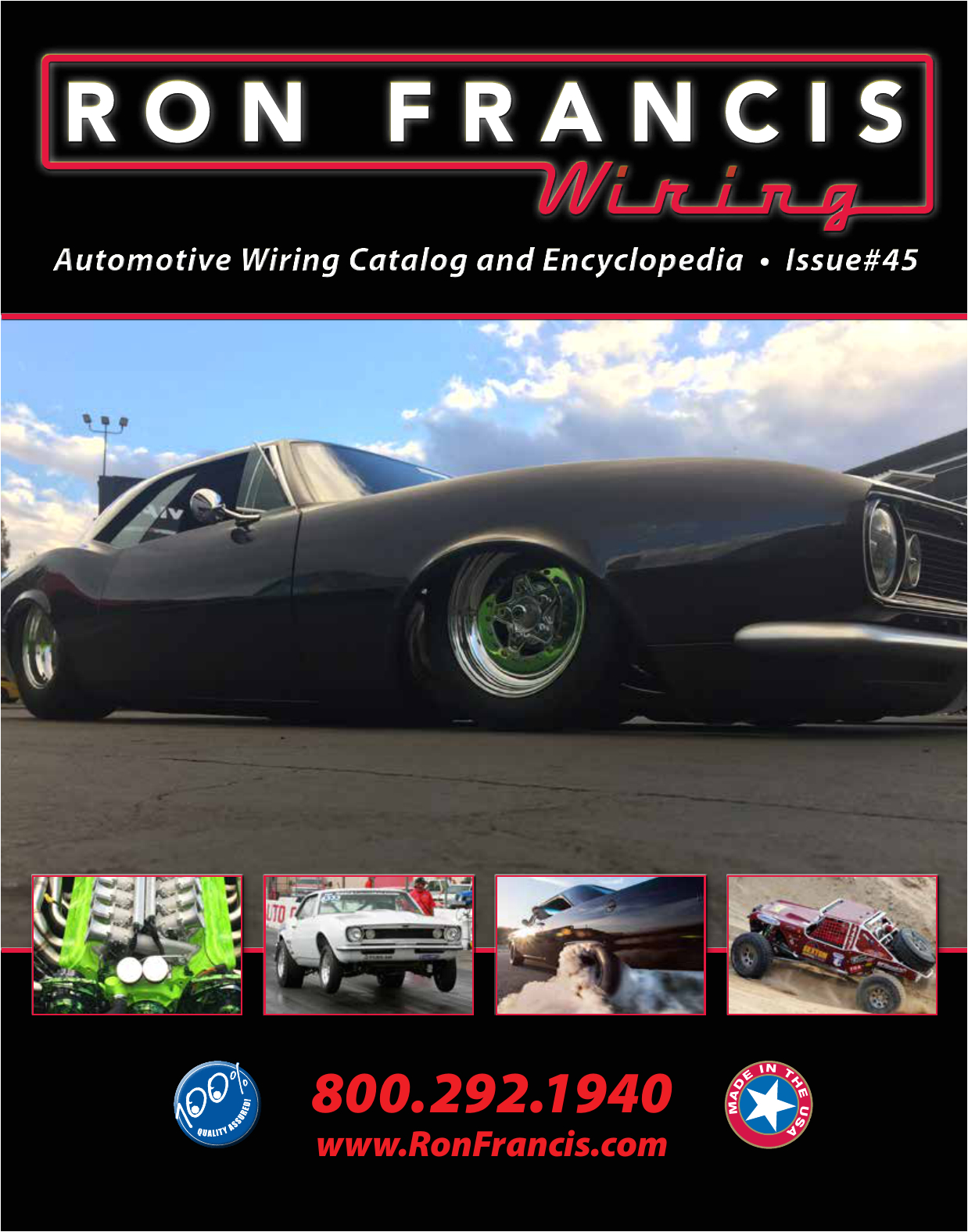 2017 rfw catalog ron francis wiring