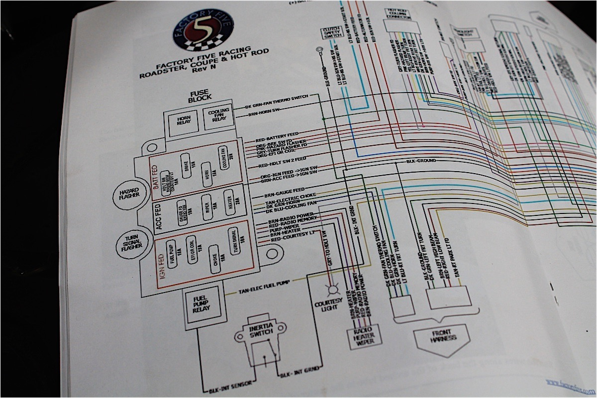 project ffr cobra jet ron francis wiring delivers electrical power rh 5523motorsports com wiring diagram for