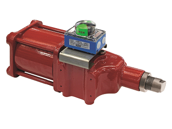 cp range pneumatic actuators are a versatile modular scotch yoke design available in both double acting and spring return configurations