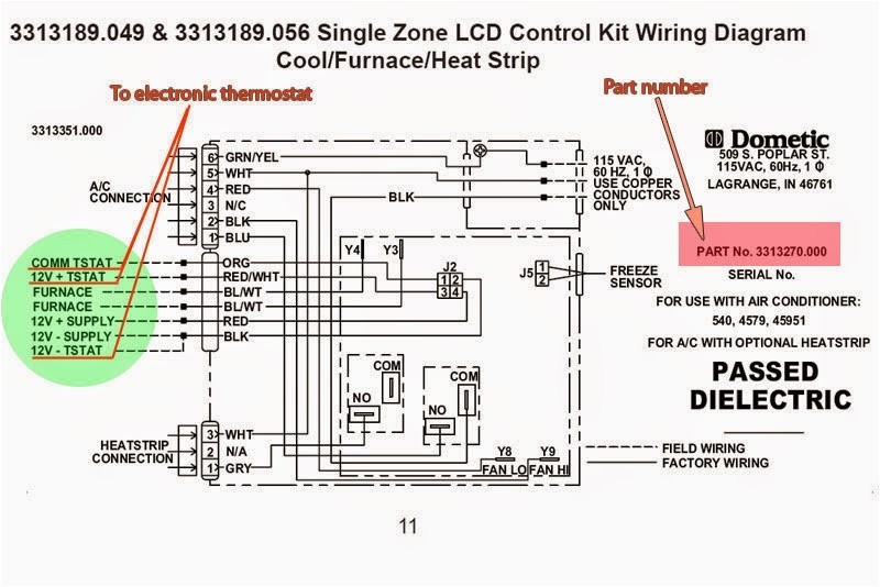 rv ac thermostat wiring wiring diagram expert dometic rv a c wiring diagram dometic rv
