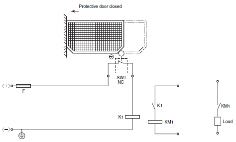 safety circuit examples of safety components technical guide australia omron ia