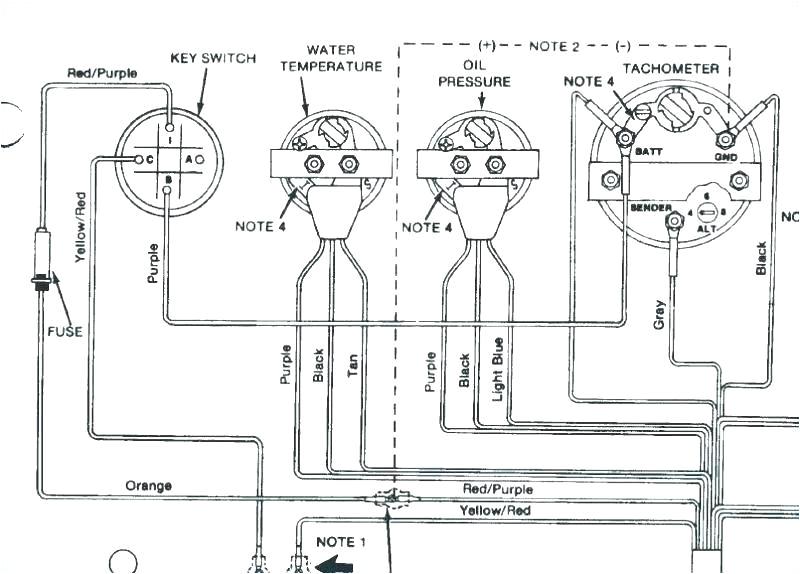 Sea Ray Boat Wiring Diagram Mercury Gauge Wiring Diagram Wiring Diagram Name