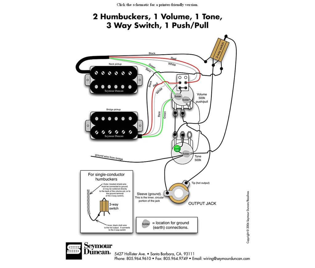 seymour duncan guitar wiring schematic wiring diagram used wiring diagram seymour duncan hot rails