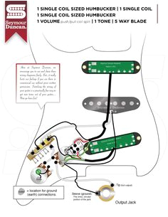 wiring diagrams seymour duncan seymour duncan seymour duncan guitar rig electronic music
