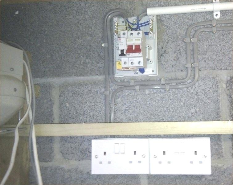 garage fuse box wiring wiring diagram sheetwiring consumer unit garage wiring diagram view garage fuse box