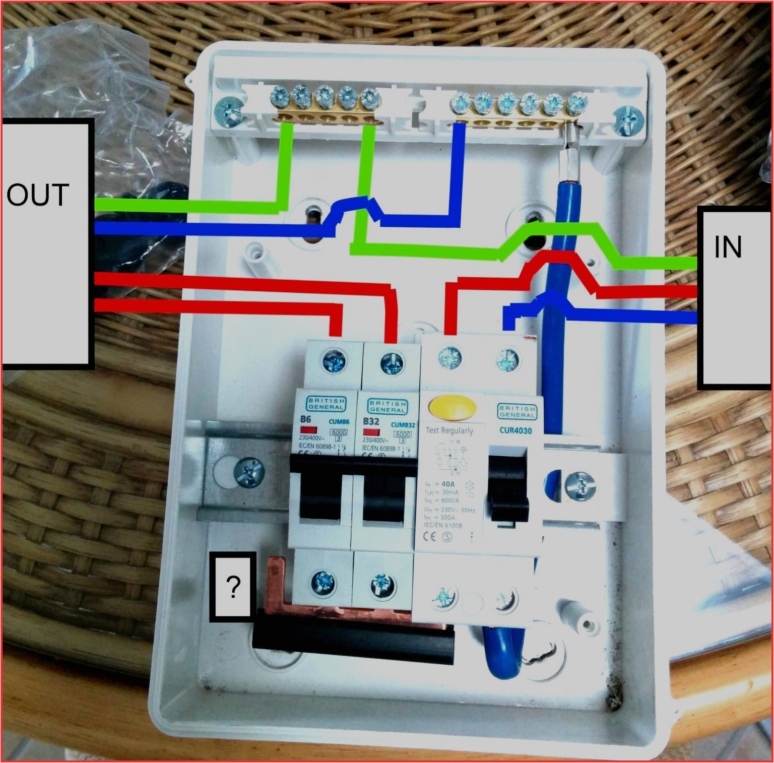 Shed Consumer Unit Wiring Diagram Shed Consumer Unit Wiring Diagram Ecourbano Server Info