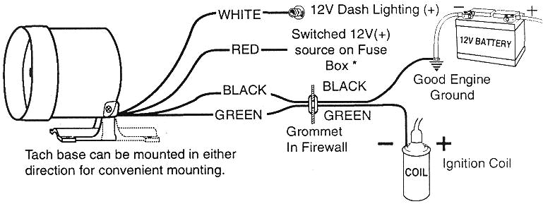 mallory ignition tach wiring diagram wiring diagrams mallory tach wiring diagram