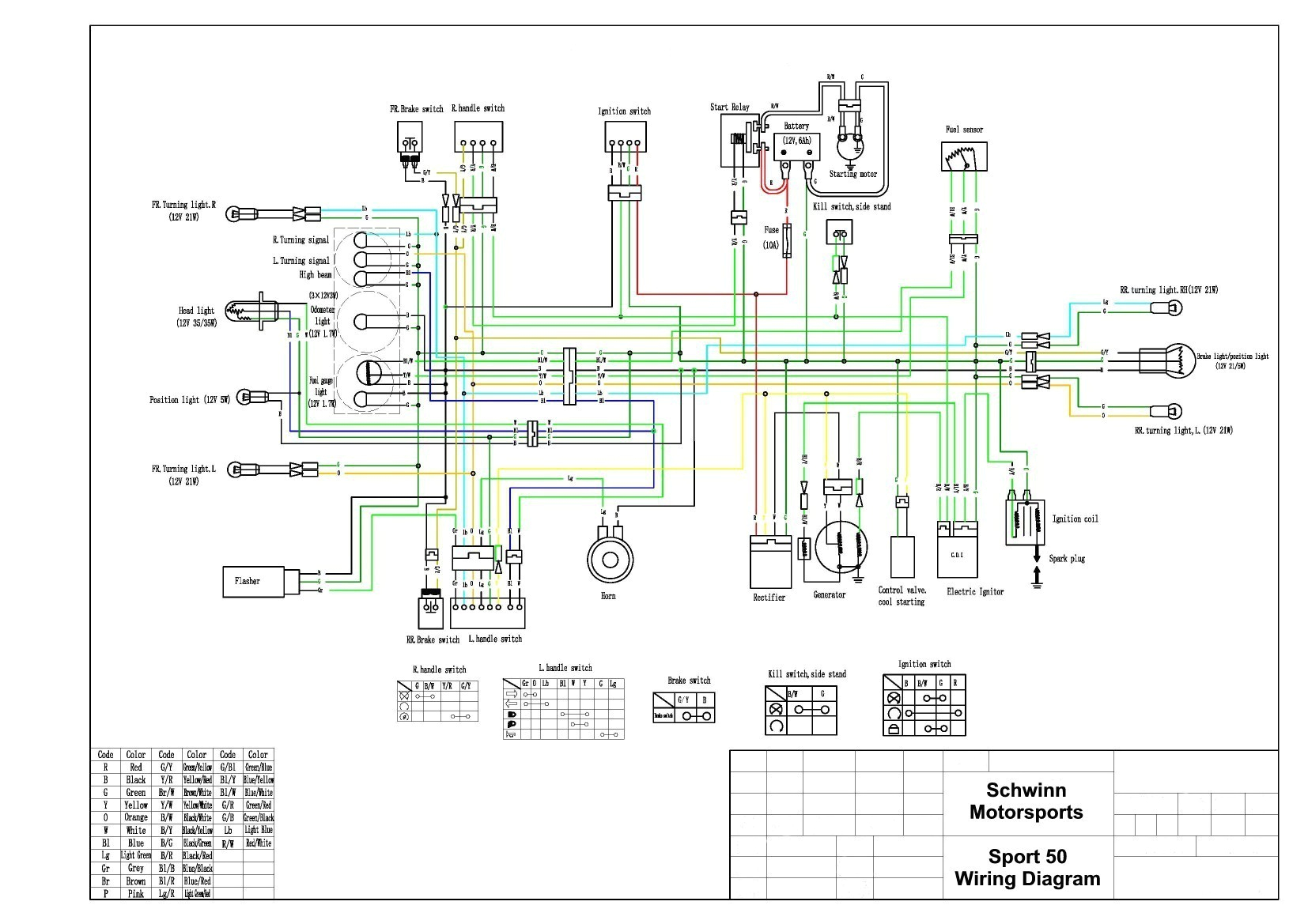 36 shoprider cadiz wiring diagram