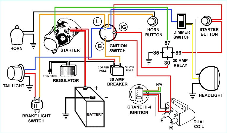 ultima ignition wiring diagram wiring diagram 1979 harley ignition switch wiring diagram
