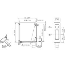 Sick Light Curtain Wiring Diagram Od2 P120w60i0 Distance Sensors Sick