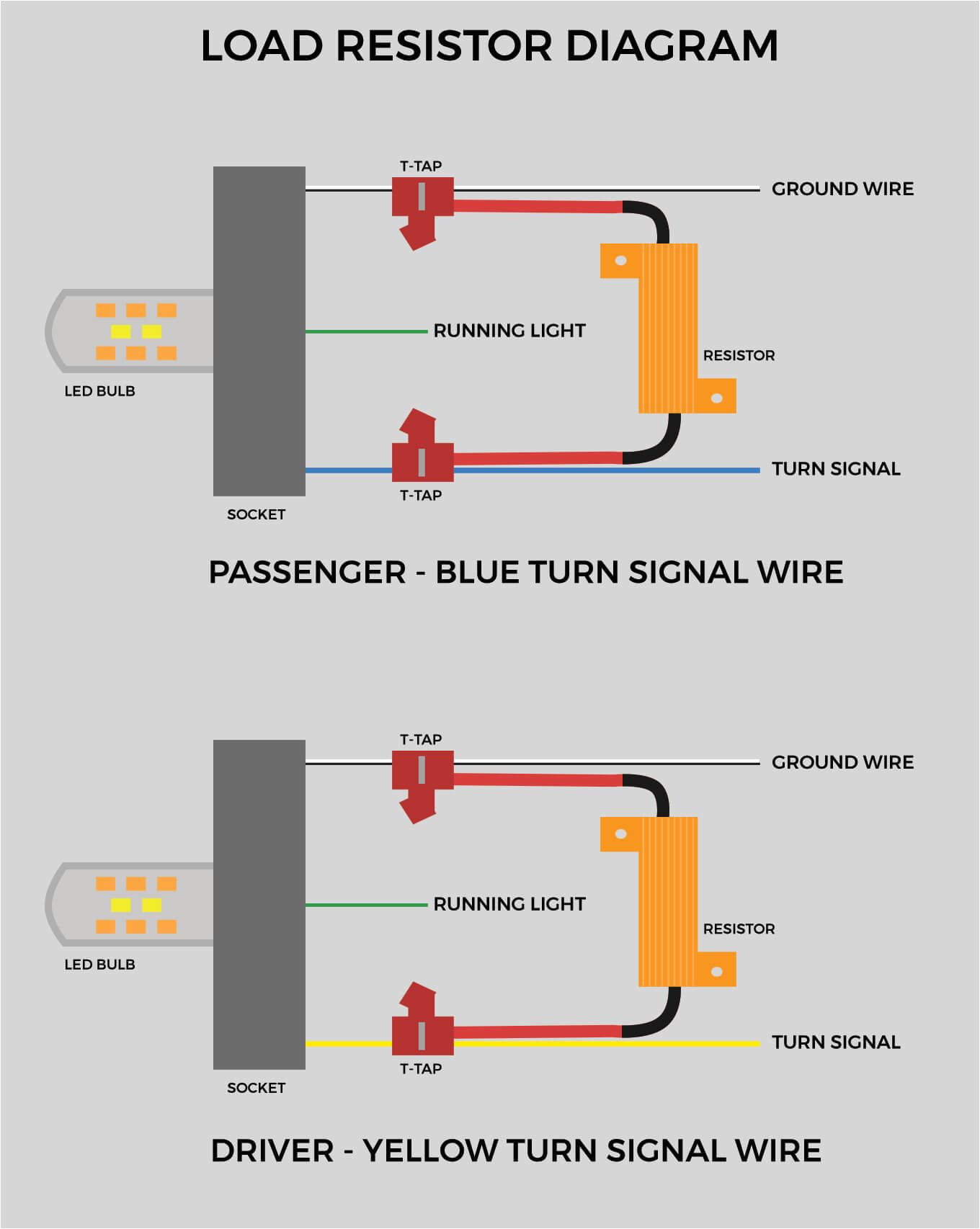 Signal Light Flasher Wiring Diagram Turn Signal Light Wiring Diagram Wiring Diagram Paper
