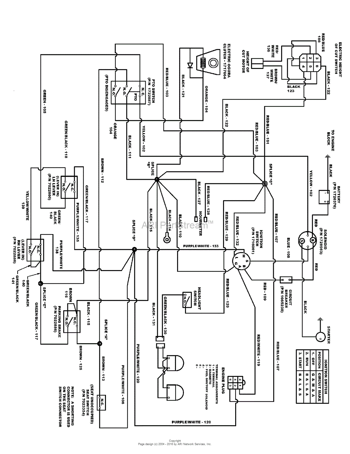 simplicity wiring schematic wiring librarysimplicity 4040 wiring diagram ignition 15