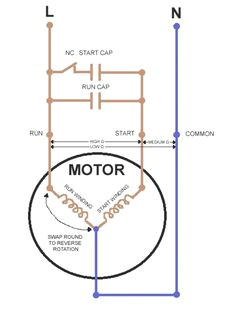 wiring diagram of single phase motor with capacitor inside starting wellread