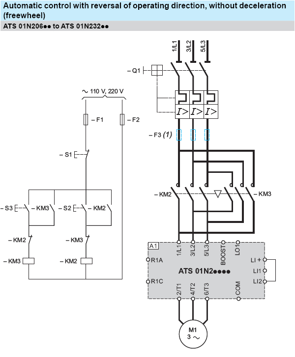 forward and reverse motor starter wiring diagram elec eng world and reverse motor diagram motor repalcement parts and diagram