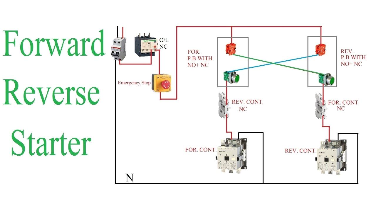 forward reverse motor control circuit diagram wiring diagrams secondmotor control circuit diagram forward reverse wiring diagrams