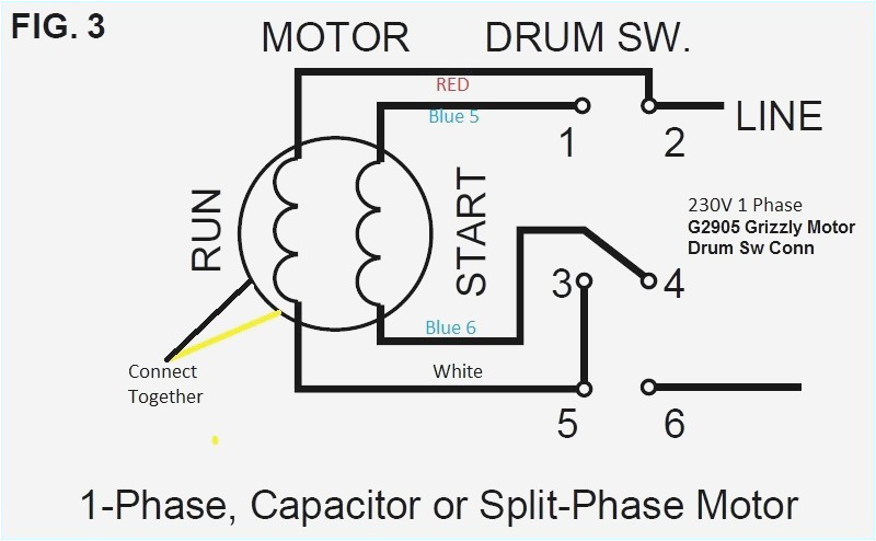 single phase motor wiring diagram forward reverse new single phase motor wiring diagram bestharleylinksfo