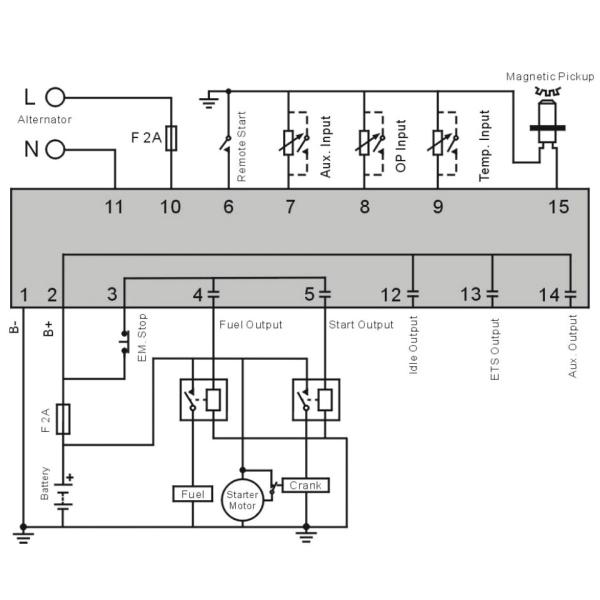 Smartgen Controller Wiring Diagram Smartgen Controller Wiring Diagram Best Of Smartgen Electric