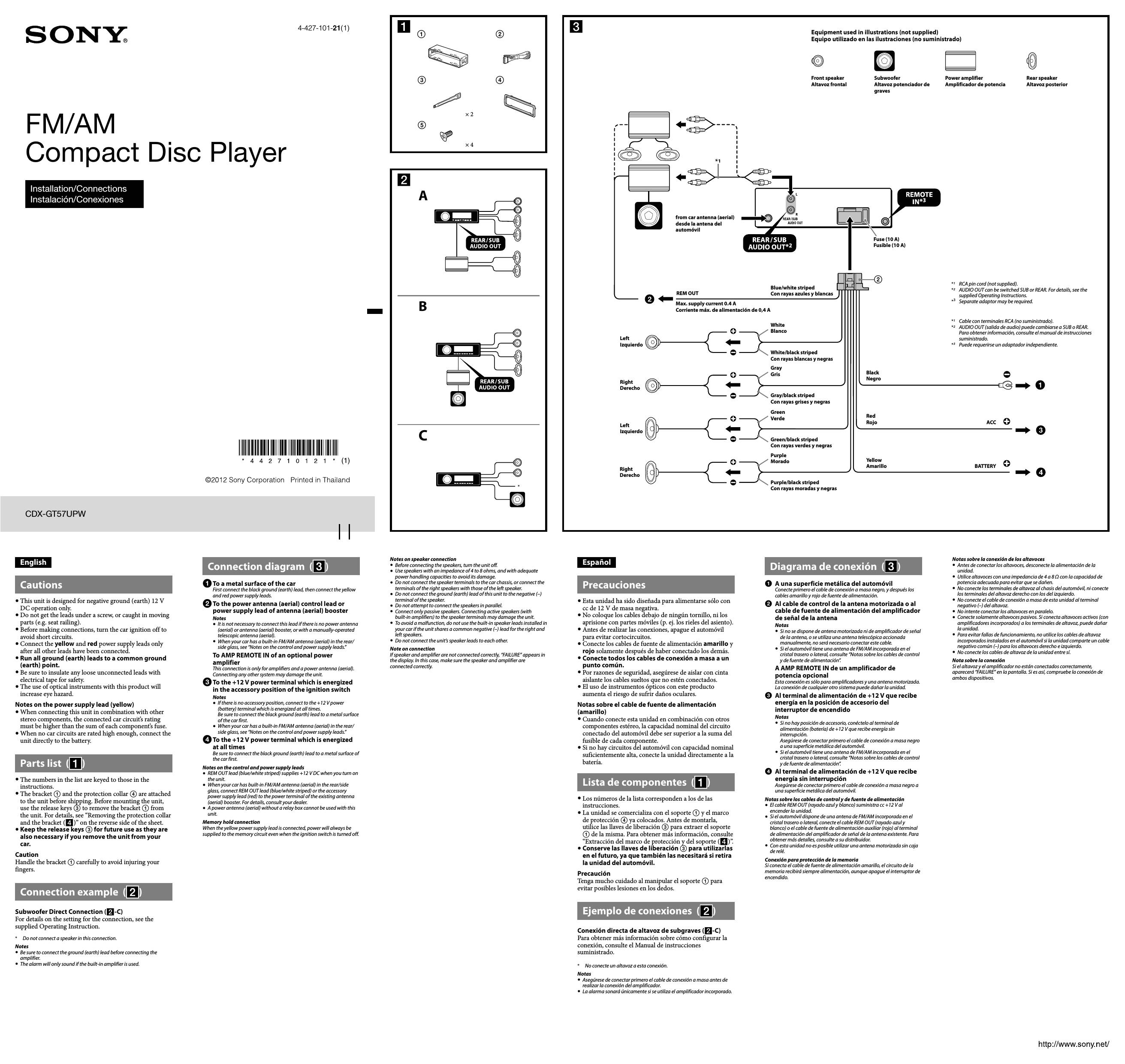 sony cdx m610 wiring harness diagram wiring diagram usedwiring cdx sony diagram gt52w wiring diagram datasource