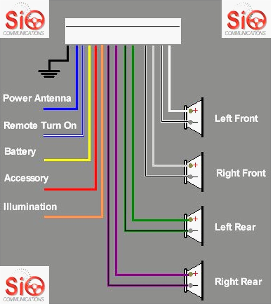 pyle plt stereo wiring diagram wiring diagram hetcar stereo speaker wiring diagram wiring diagrams second pyle