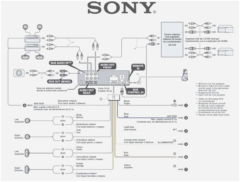 Sony Marine Radio Wiring Diagram sony Marine Radio Wiring Diagram Unique sony Marine Radio Wiring