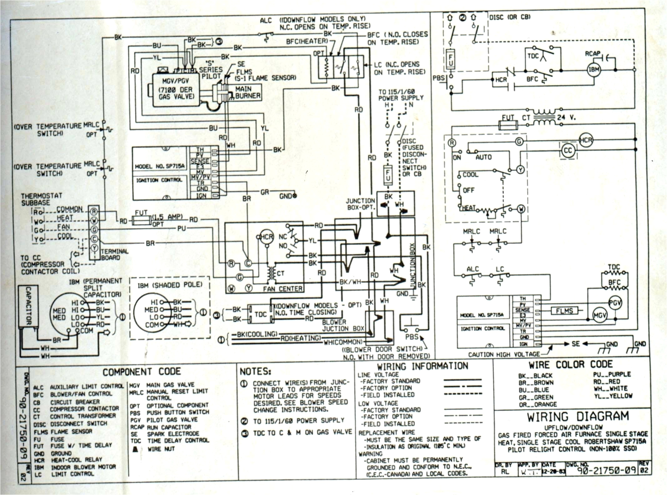 grandaire ac wiring diagram wiring diagrams value grandaire ac wiring diagram