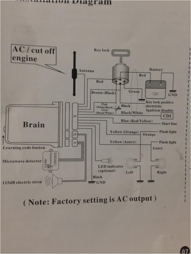 spy 5000m car alarm wiring diagram