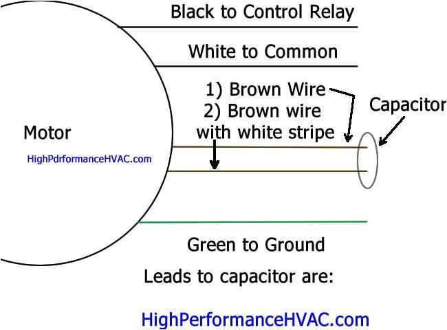 wiring capacitor condenser motor diagram jpg