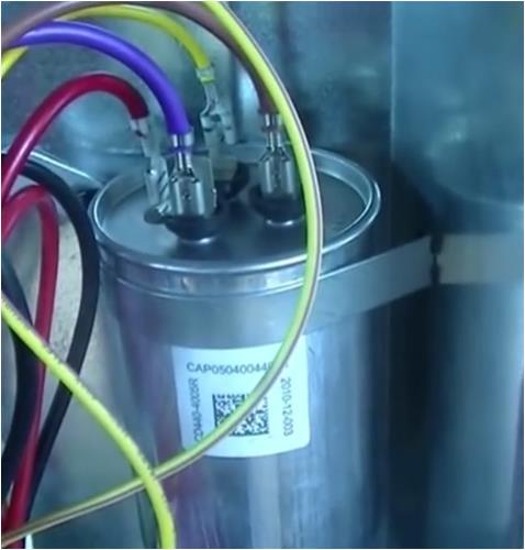 start and run capacitor explained u2013 hvac how to hvac capacitor wiring diagram