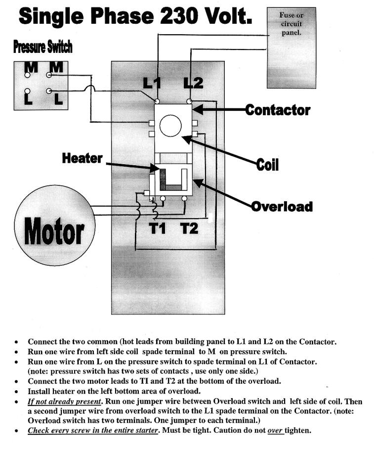 nema size 1 starter wiring diagram square d magnetic motornema size 1 starter wiring diagram square