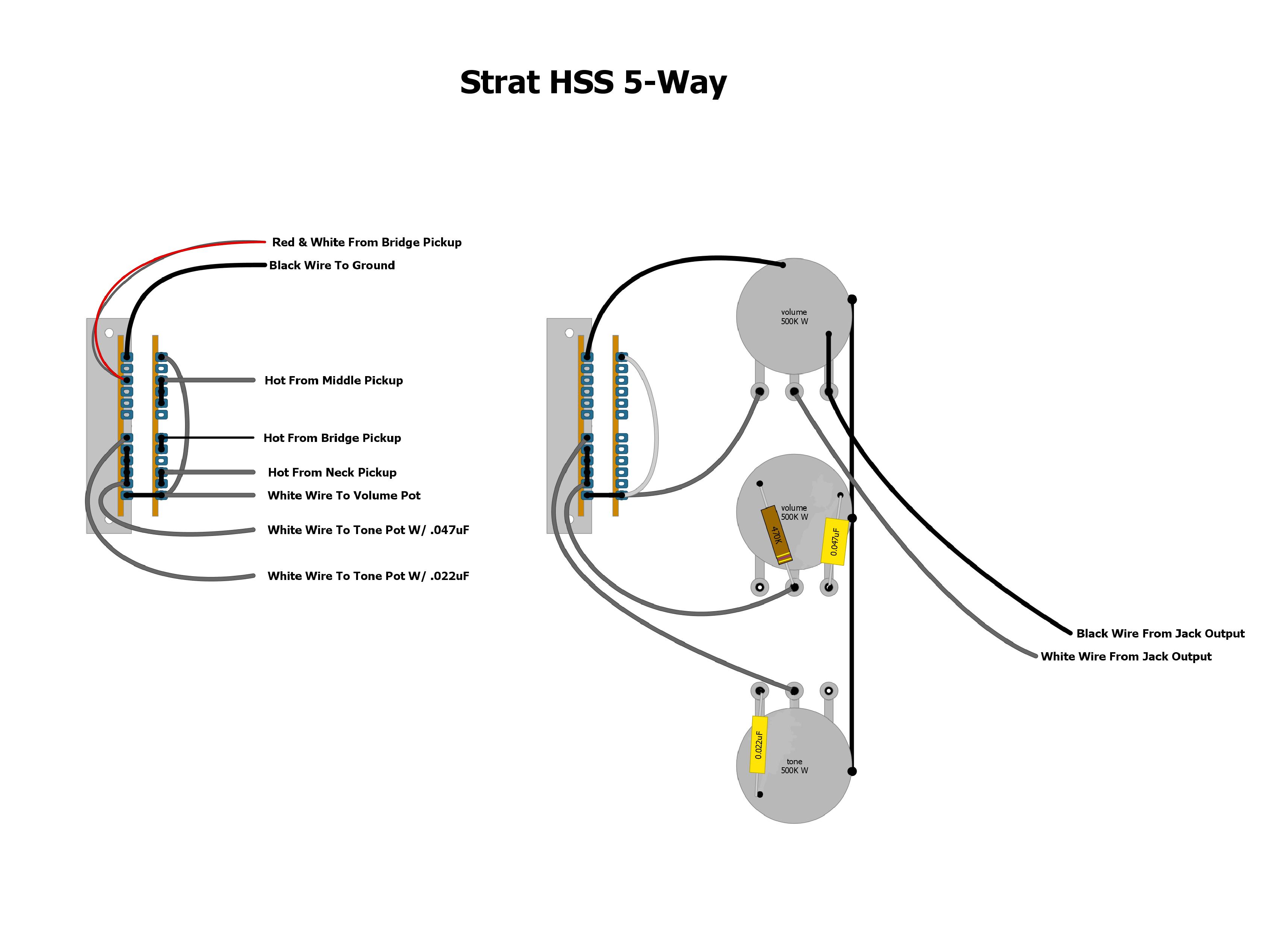 Strat Hsh Wiring Diagram Hss Strat Wiring Wiring Diagram Database