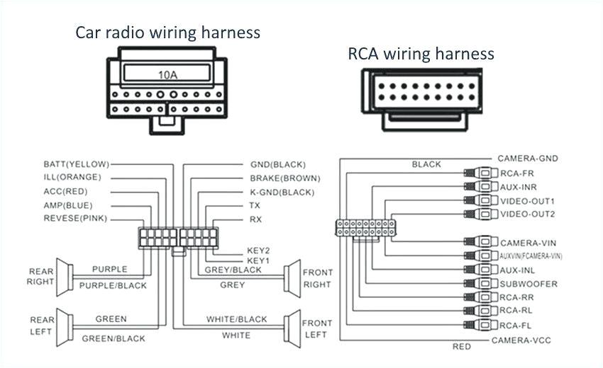 pioneer car radio stereo wiring loom diagram harness throughout pioneer car radio stereo wiring loom diagram