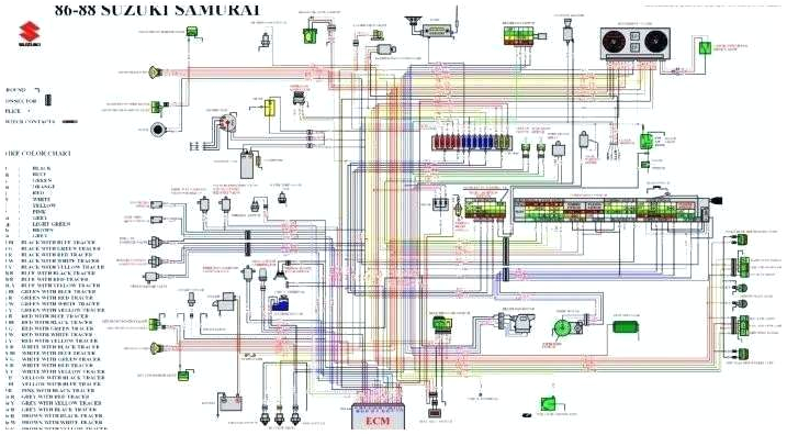 1992 suzuki samurai parts diagram wiring schematic wiring diagram
