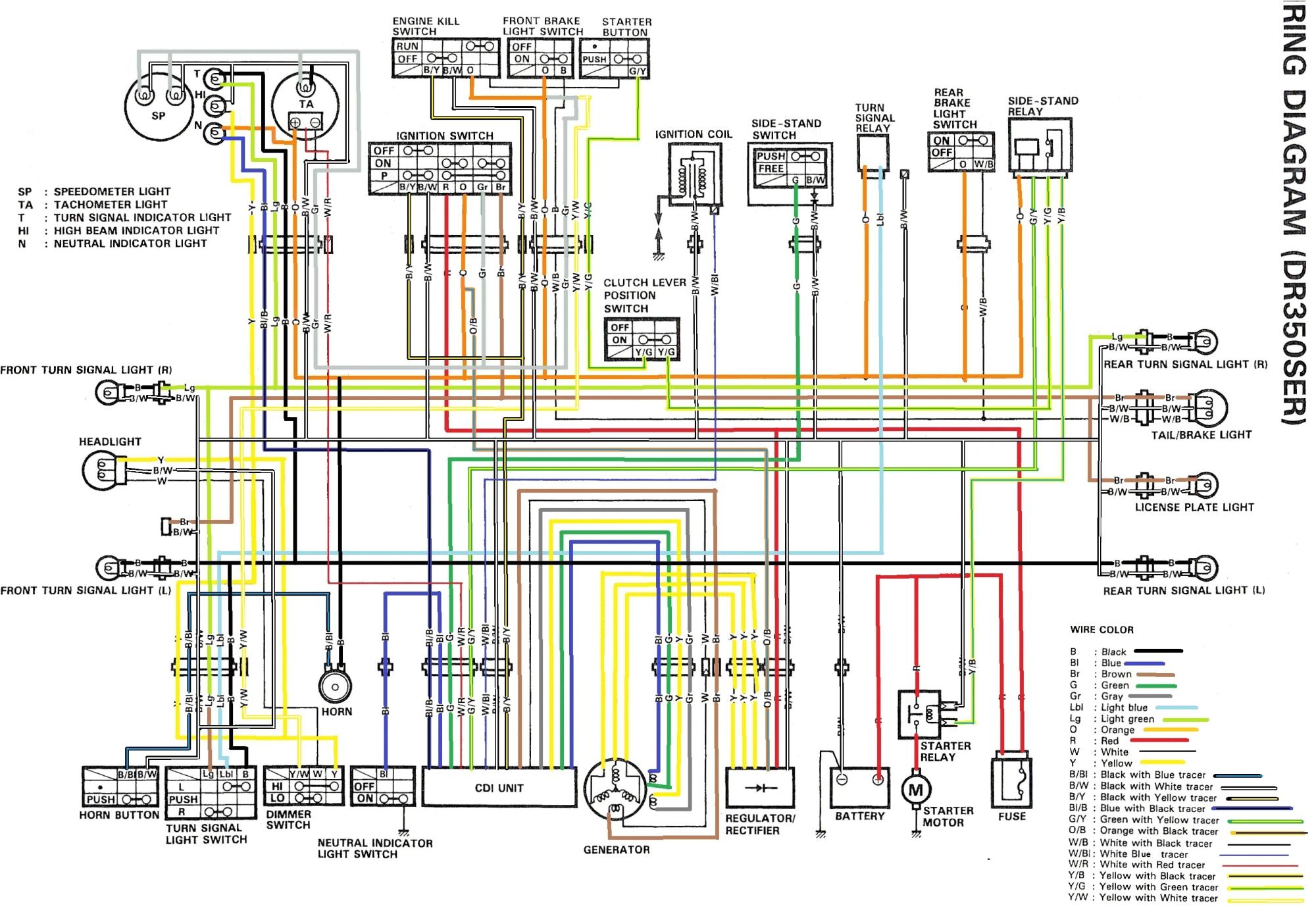 gn400 wiring diagram