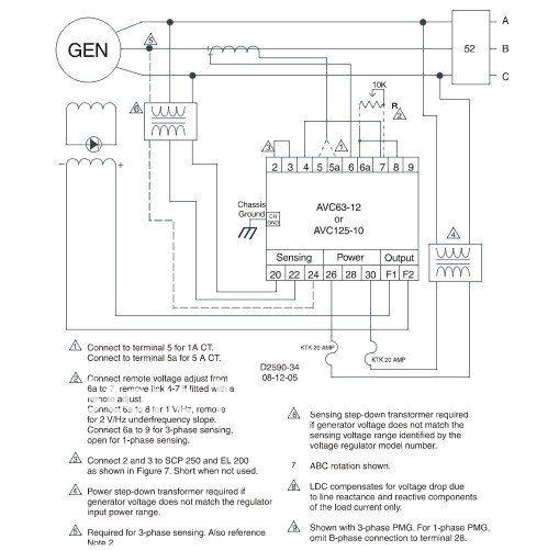Sx460 Avr Wiring Diagram Pdf Sx460 Avr Wiring Diagram Pdf
