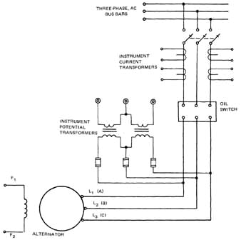 wiring for alternators3 phase alternator wiring diagram 1