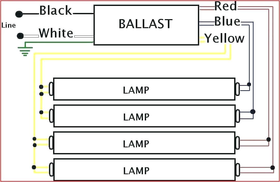 4 lamp t12 ballast wiring diagram u2013 jasmerah co4 lamp t12 ballast wiring diagram light