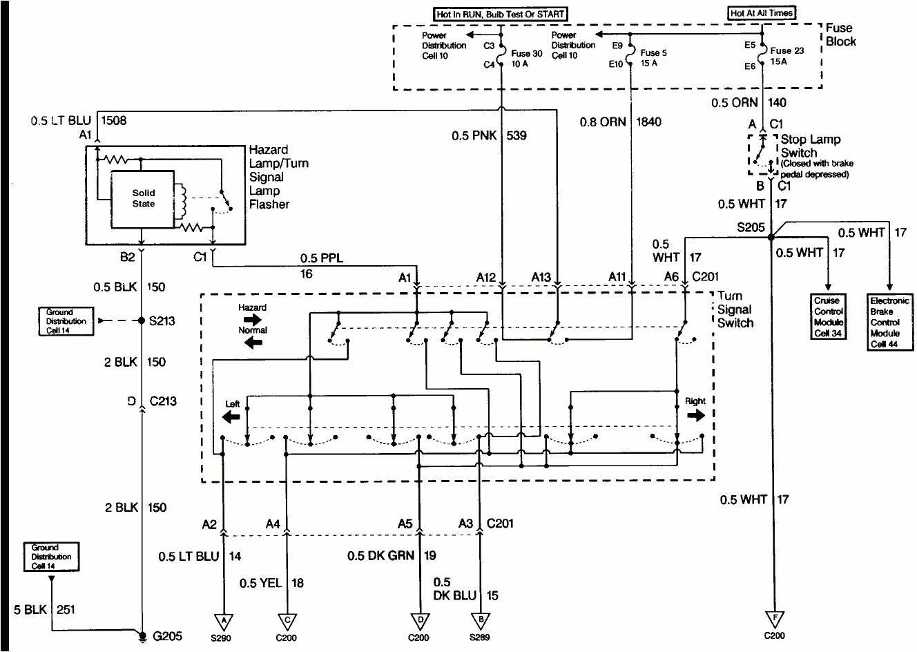 1998 chevy silverado brake light switch wiring diagram 2000 ke tail 1996 truck gif