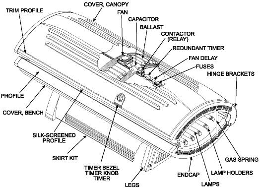 etswiring diagram for 220v tanning bed 14