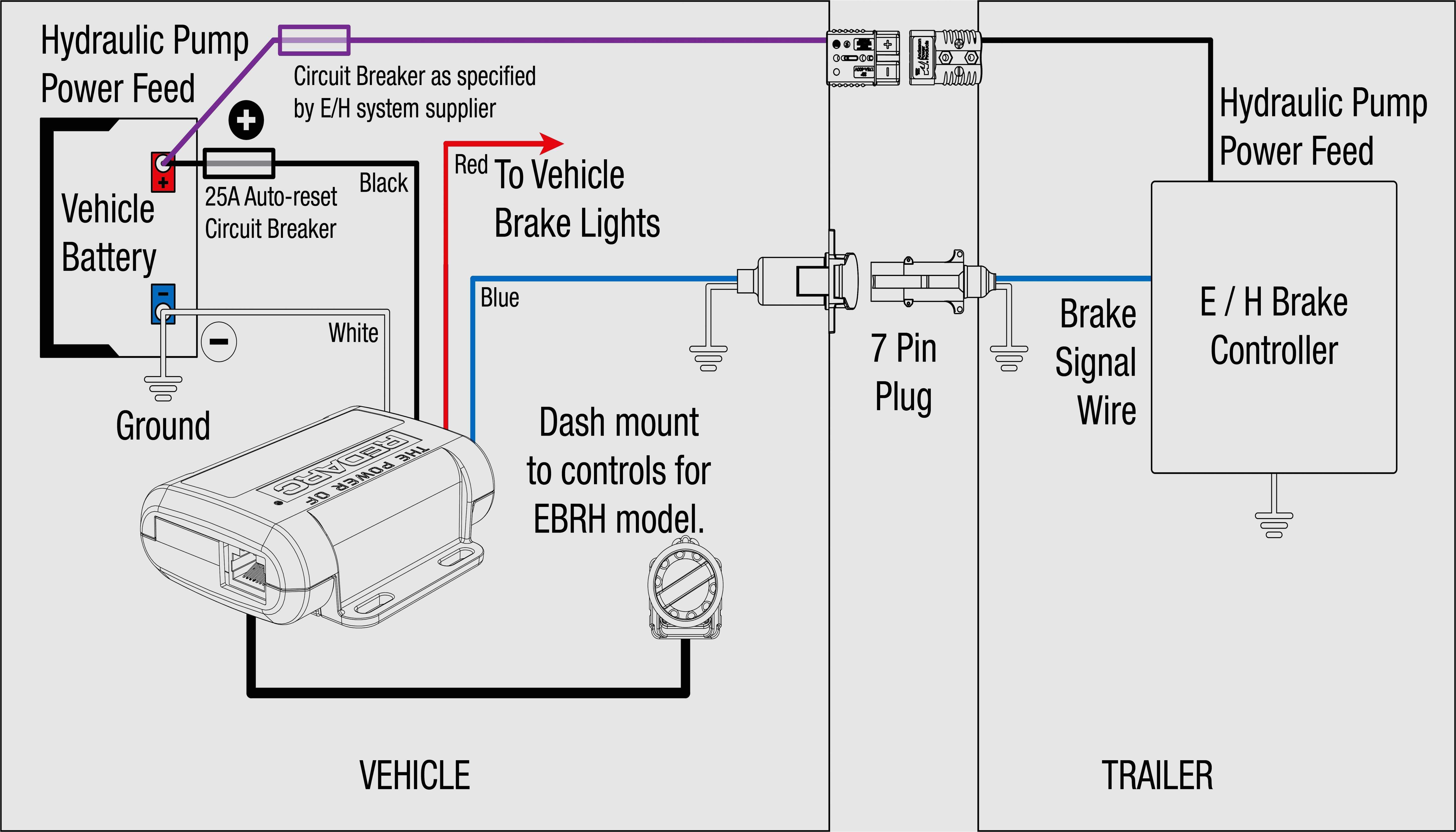 Tekonsha Prodigy P2 Wiring Diagram Voyager 9030 Wiring Diagram Wiring Diagram View