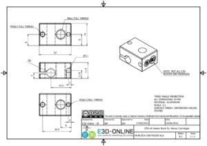 300px cartridge block drawing png