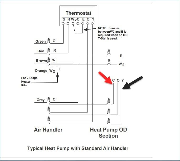 honeywell furnace gas furnace thermostat wiring diagram wiring diagram