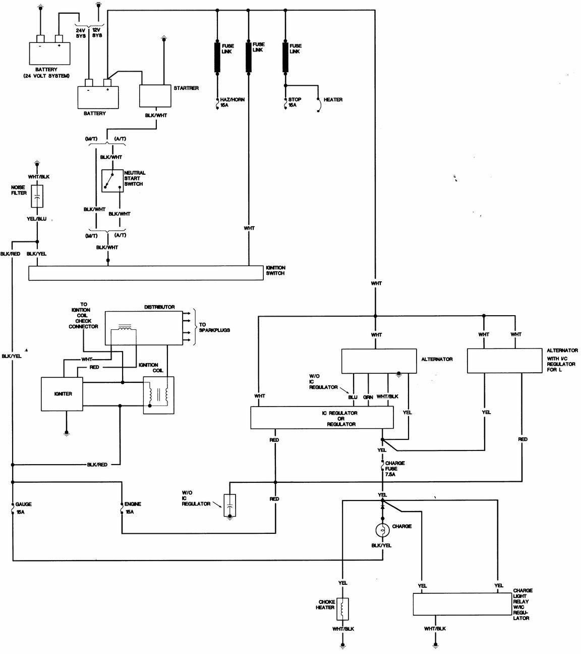 1983 toyota 22r wiring diagram wiring diagram sheet 83 toyota wiring diagram