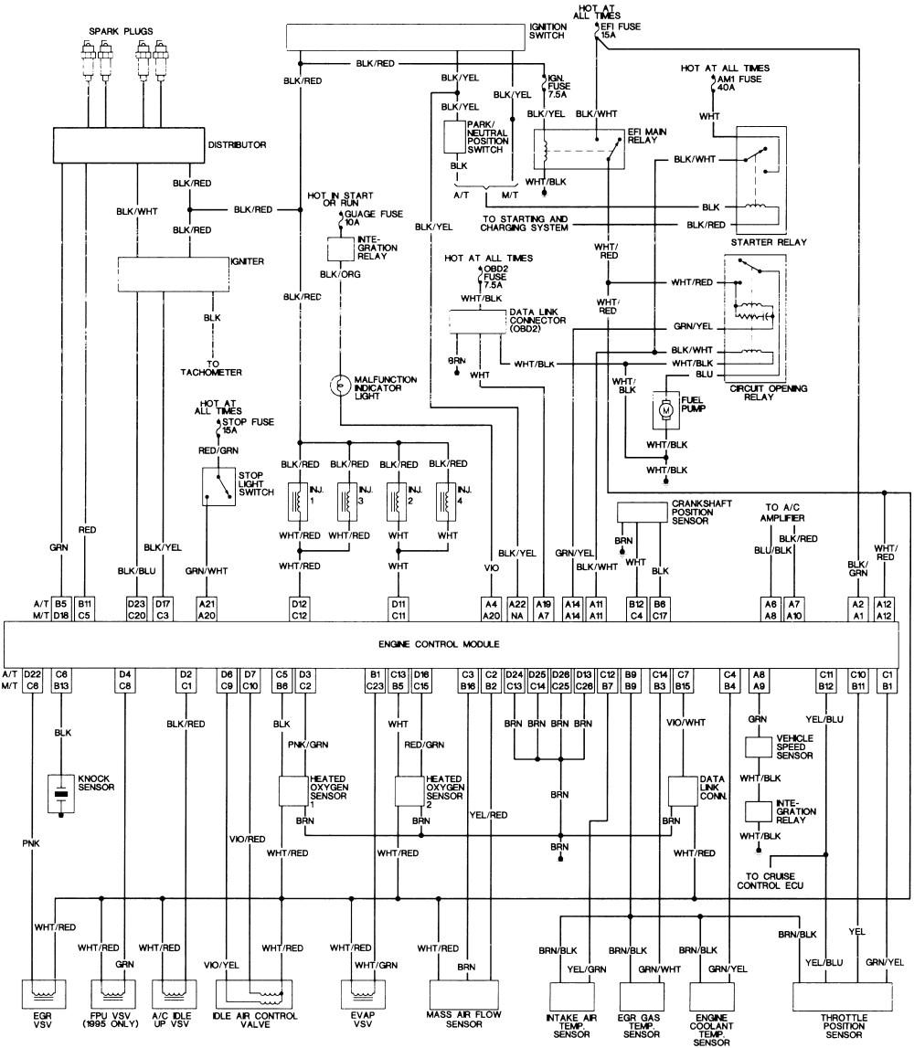 toyota trailer wiring diagram wiring diagram week 2006 toyota tacoma trailer wiring diagram