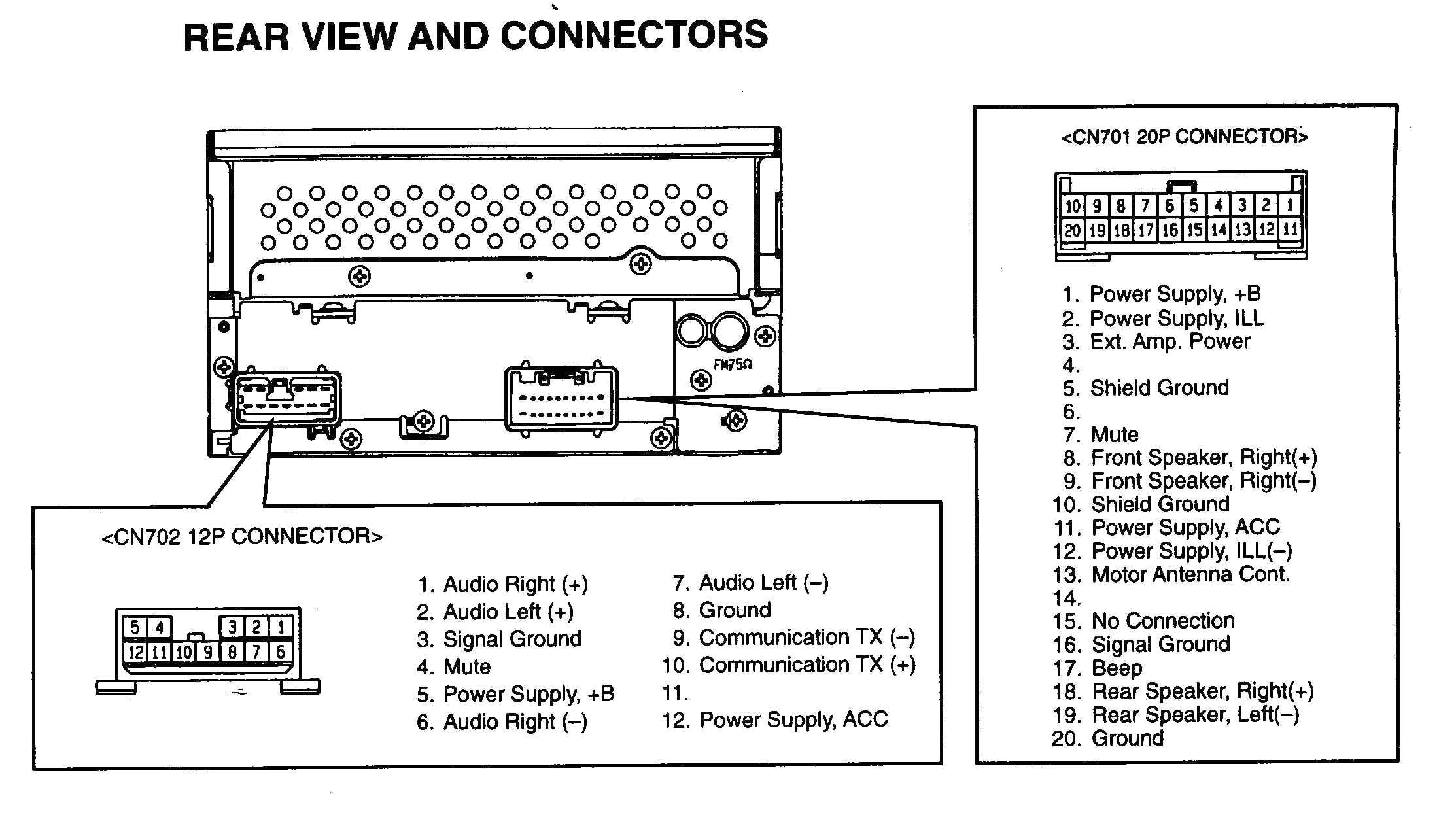 toyota car stereo wiring diagram wiring diagram expert toyota wiring diagrams explained source toyota wiring color codes
