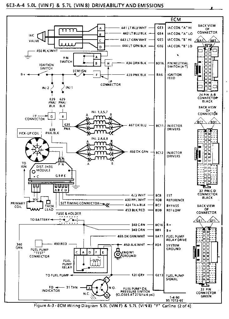 this project will detail the steps parts hints techniques for upgrading a 1986 1989 gm tpi engine control module ecm to a later model
