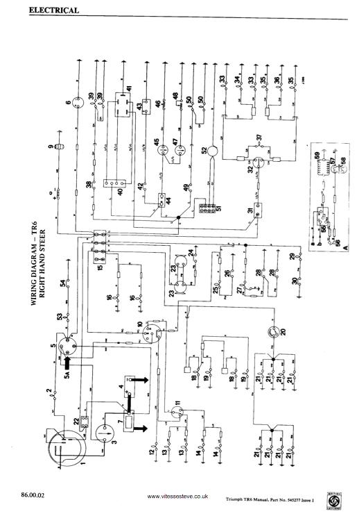 tr6 wiring diagram wiring diagramtr6 wiring diagram wiring diagram centre1974 tr6 wiring diagram wiring diagram