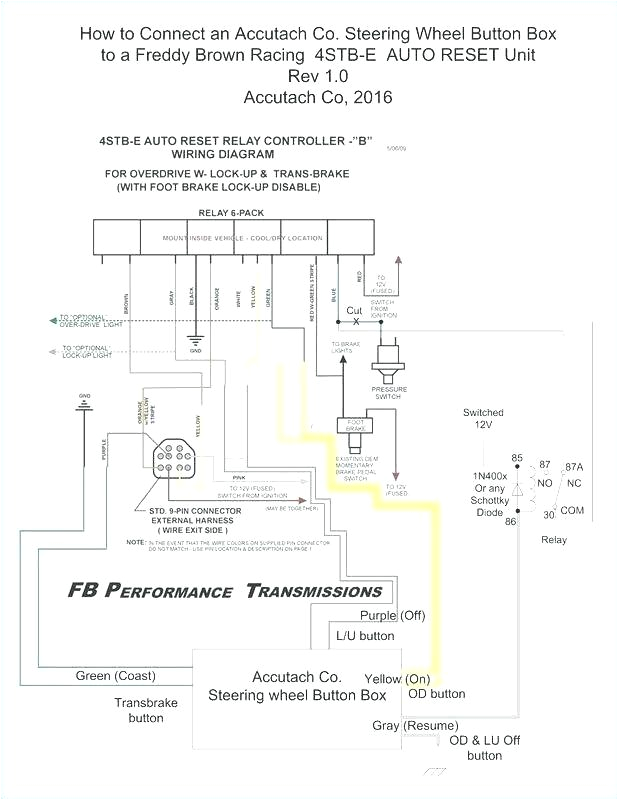 trailer connector wiring schematic 7 pin plug instructions way