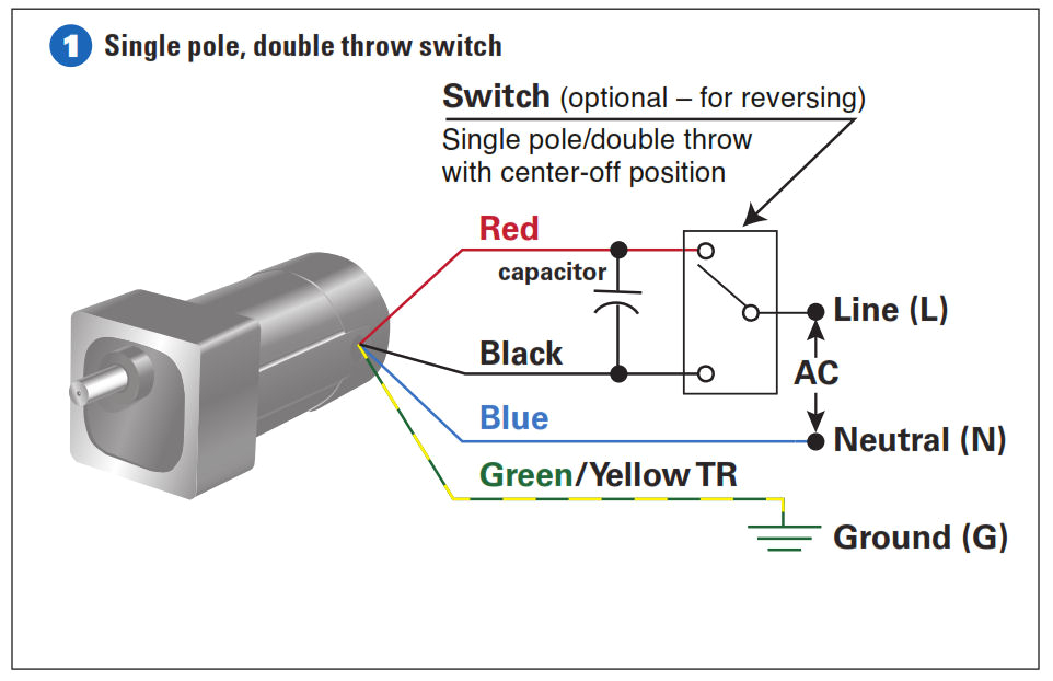 4 wire motor wiring diagram wiring diagram user