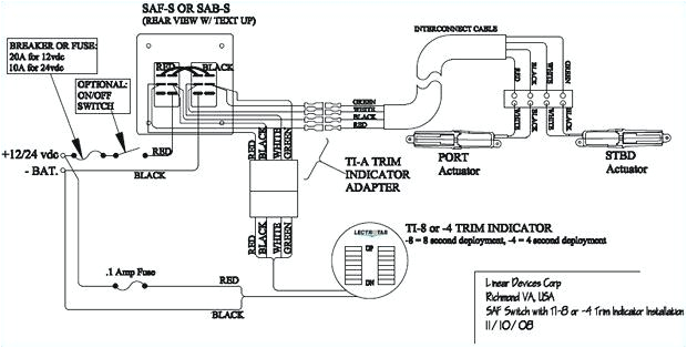 bennett trim tab wiring diagram trim tab wiring diagram com bennett hydraulic trim tab wiring diagram